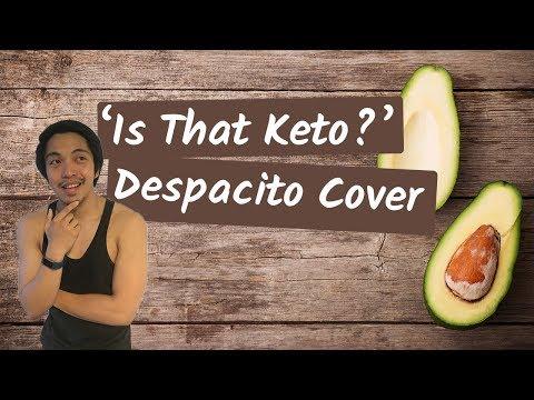 'Is that keto?' Despacito Cover