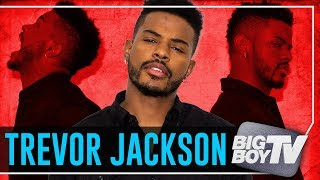 Trevor Jackson on His New Movie SuperFly, Grown-ish & More!