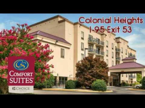 Comfort Suites Colonial Heights Va Hotel Coupons S
