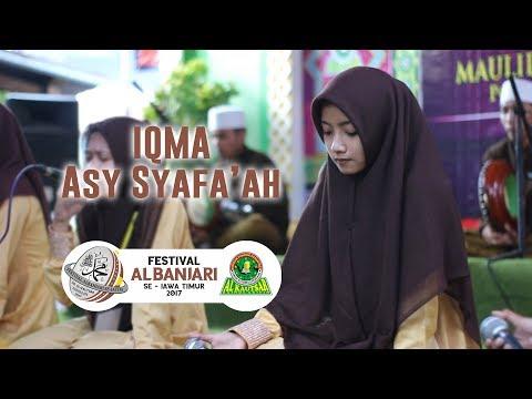 IQMA Asy Syafa'ah - FesBan Al Kautsar 2017