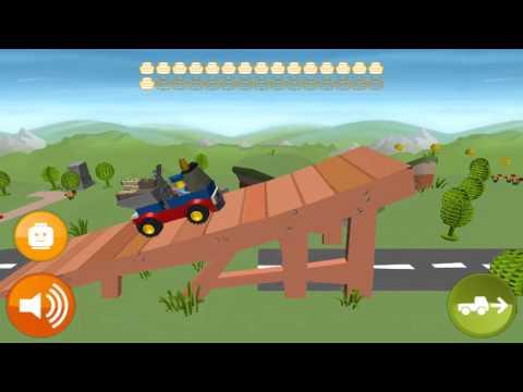 Новые мультфильмы для детей - Лего - Мультики про машинки- Игры для самых маленьких