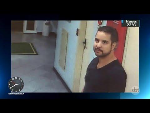 Homem é condenado a 42 anos de prisão por incendiar apartamento da ex | SBT Notícias (25/04/18)