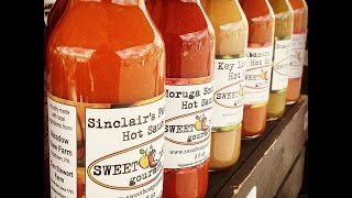 "Sweet Heat Gourmet ""sinclair's Fatalii Hot Sauce"" Review"