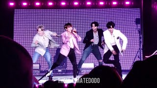 191029 Chicken Noodle Soup @ BTS 방탄소년단 Speak Yourself The Final Day 3 Seoul Concert Live Fancam