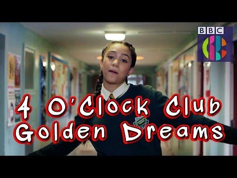4 O'clock Club Rap | Golden Dreams | CBBC