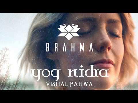 Yog Nidra in Hindi | योग निद्रा हिंदी | Guided Meditation Deep Sleep & Relaxation by Vishal Pahwa