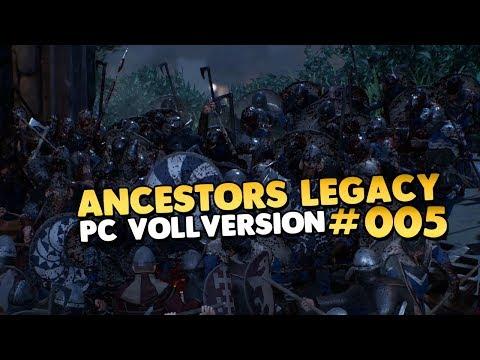 Let's Play Ancestory Legacy - Ulf Eisenbart Mission 5 👑 #005 [Gameplay][Deutsch][German]