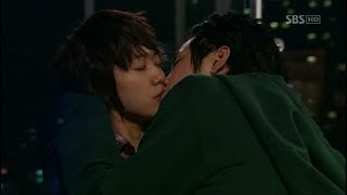 Kdrama Kiss Scenes-I'll only kiss you