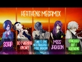Download Nightcore ↬ Heathens Megamix [Switching vocals] MP3 song and Music Video