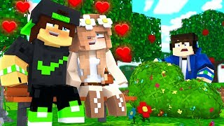 CRASHING MY LITTLE SISTER'S FIRST DATE! Fame High EP8 (Minecraft Roleplay)