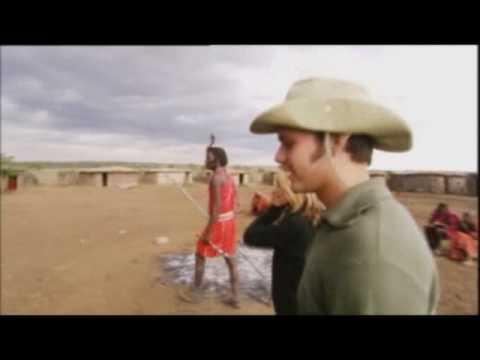 S Club 7  S Club 7 Go Wild!  Paul In Kenya Episode 1  Part Two