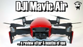 The DJI Mavic Air Review.  What