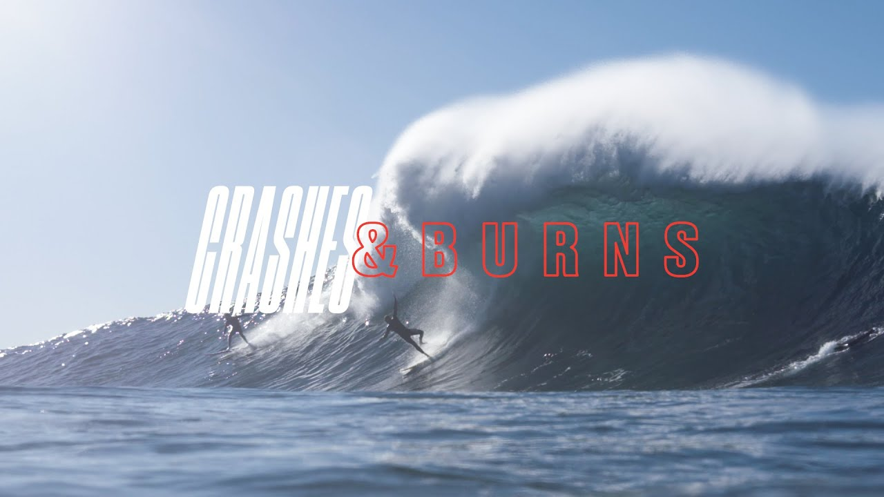 Three Minutes of Brutal Beatdowns from Australia's Nastiest Slabs