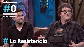 LA RESISTENCIA - Entrevista a Facu Díaz y Miguel Maldonado | #LaResistencia 11.10.2018