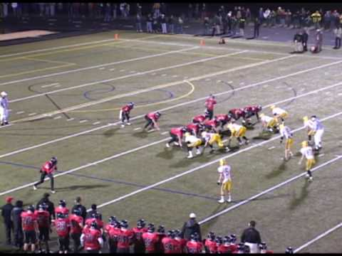 Linganore vs. Damascus High School Football Game of the Week 2009