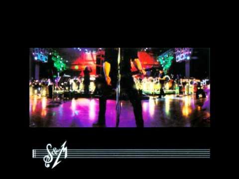 Metallica Master Of Puppets Live (audio) S & M 1999