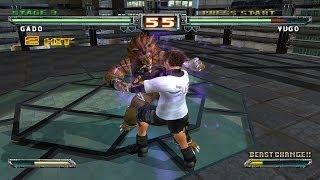 Dolphin Emulator 4.0.2 | Bloody Roar: Primal Fury [1080p HD] | Nintendo GameCube