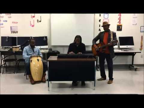 James Terrell The Color of Sound - NPR Tiny Desk Concert Contest