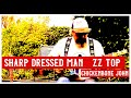 ZZ Top's Sharp Dressed Man played on 3 string Licence Plate Guitar