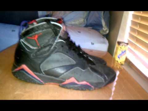 OG 1992 Nike Air Jordan 7