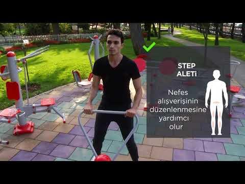 Sokak Egzersizleri | Step Aleti