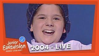 Demis Mirarchi - Birichino - Switzerland - 2004 Junior Eurovision Song Contest