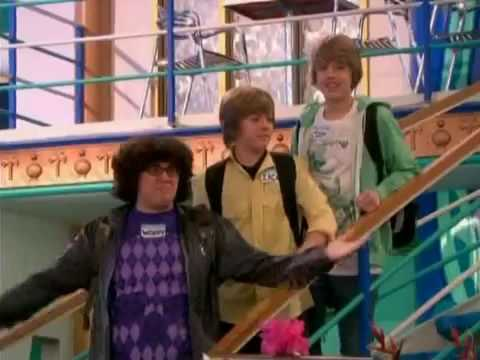 The Suite Life on Deck - Lost At Sea - Part (1/5).