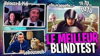 Le meilleur Blindtest de très loin avec Lebouseuh et Pidi sur Fortnite Créatif !