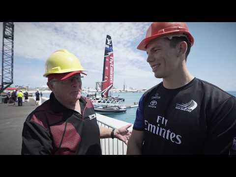 Pre Race Day 2: Carlo Huisman