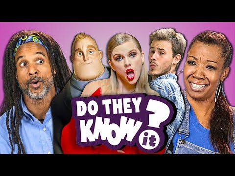 DO PARENTS KNOW MEMES? #4 (REACT: Do They Know It?)