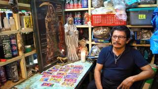 On Death & Santa Muerte with David Metcalfe (complete)