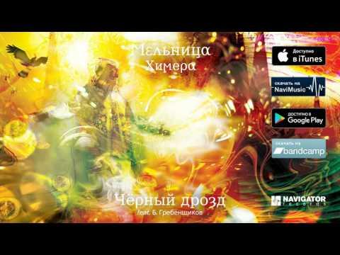 Клип Мельница - Чёрный дрозд (feat. Борис Гребенщиков)
