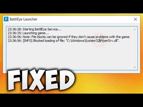 How to Fix Fortnite Blocked Loading File (