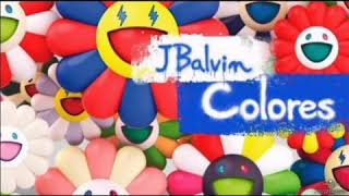 J Balvin - Colores (Álbum completo)