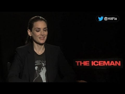 The Iceman - Winona Ryder Interview - YouTube