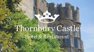 Luxury Tudor Castle Hotel in Gloucestershire | Thornbury Castl…