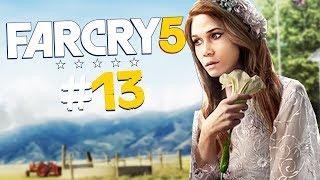 Zagrajmy w FAR CRY 5 PL #13 - TERYTORIUM FAITH - Polski gameplay - 1440p