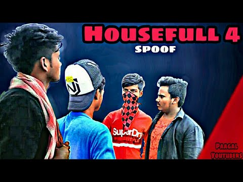 Housefull 4 |Official Trailer| Spoof || PAAGAL YOUTUBERS (PY)
