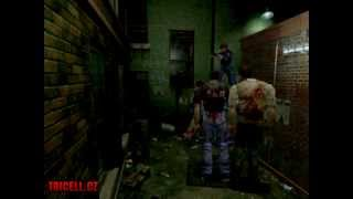 Resident Evil 2 & 3 Zombies