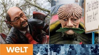 Merkel und Schulz bekommen Fett weg: Hunderttausende Jecken lassen es richtig krachen