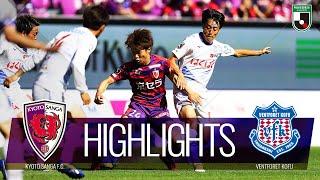 京都サンガF.C.vsヴァンフォーレ甲府 J2リーグ 第16節
