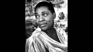 Watch Bessie Smith Thinking Blues video