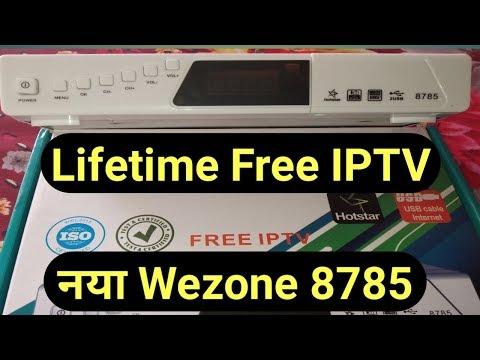 New Wezone 8785 With Free IPTV