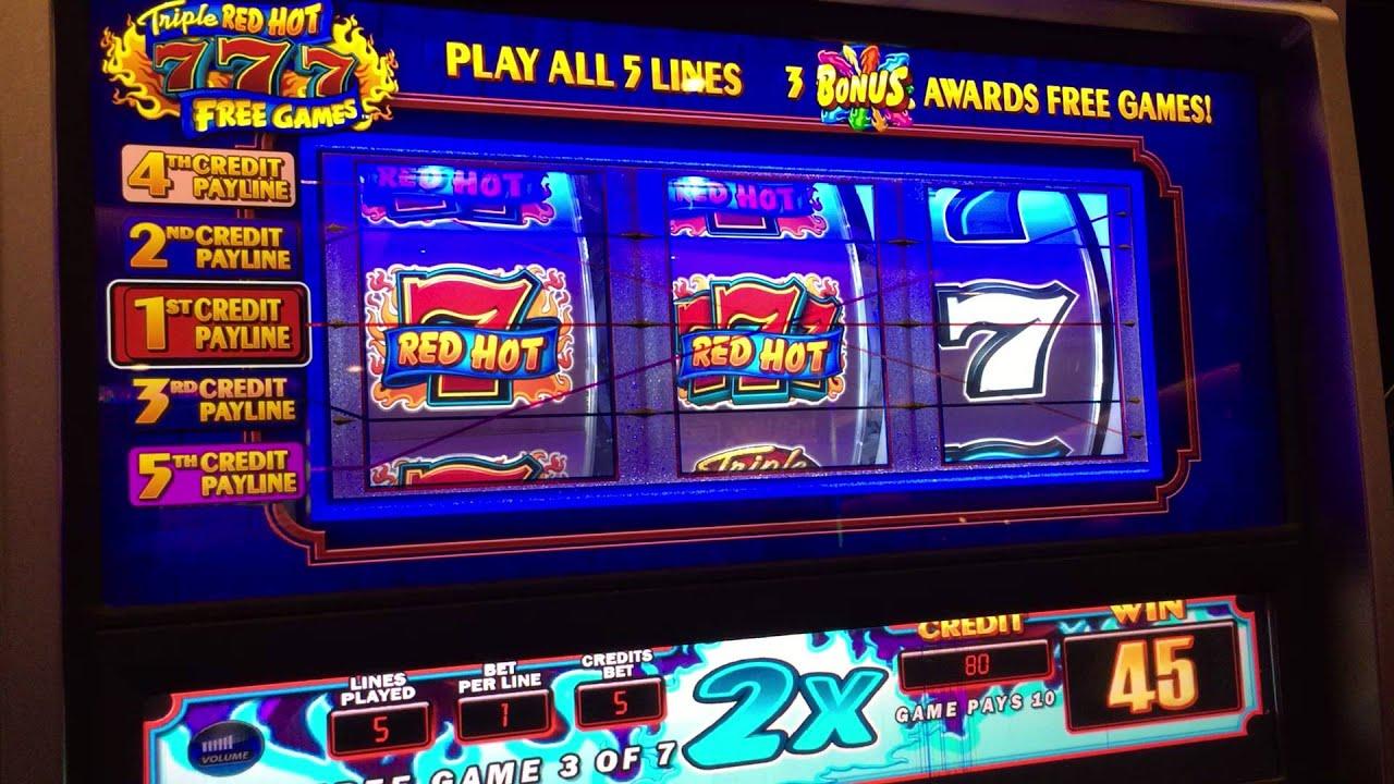 Spiele Triple Hot - Video Slots Online