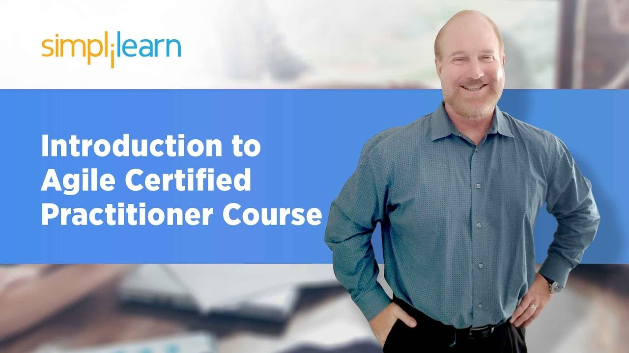 PMI ACP® Training | PMI ACP Certification Online | Simplilearn