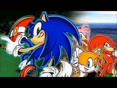 Neo-Sonic 3 Revelations Full Playthrough