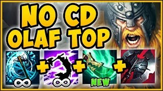 WTF! NO SKILL REQUIRED?? SHOJIN NO CD OLAF IS 100% NUTTY! OLAF S9 TOP GAMEPLAY! - League of Legends