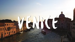Flying Through VENICE, ITALY \\ DJI Mavic Pro