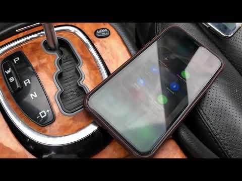 Опыт использования Android магнитолы на Mercedes W220