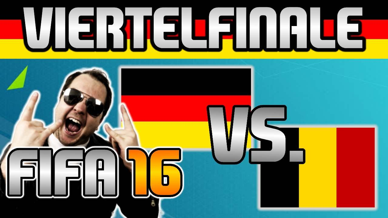 Viertelfinale Europameisterschaft